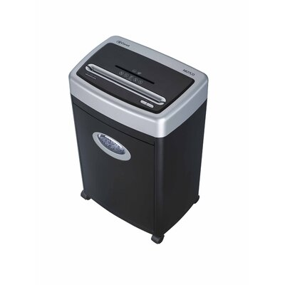 Comet America Paper Shredder 7 Sheet Micro-cut in Black
