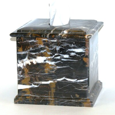 Nature Home Decor Michelangelo Marble Tissue Holder