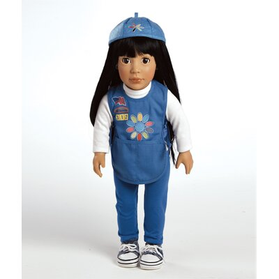 Adora Dolls Play Doll Ava - Girl Scout Daisy Doll and Costume
