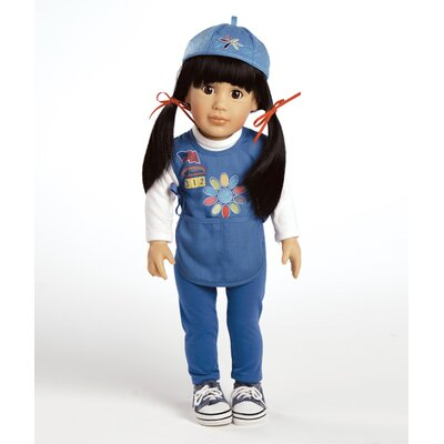Play Doll Lily - Girl Scout Daisy Doll and Costume