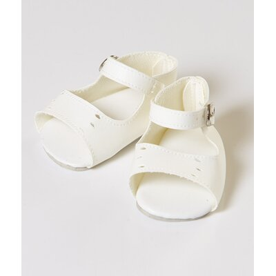 "Adora Dolls 20"" Doll Sandalin in White"