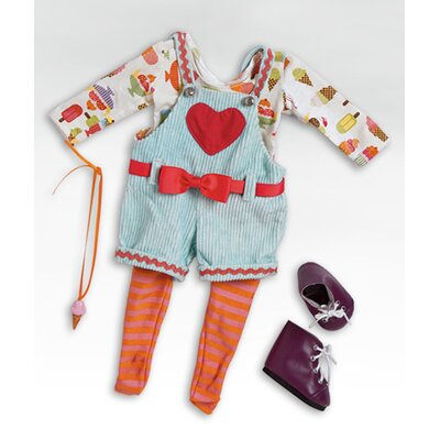 "Adora Dolls 18"" Doll - Ice Scream Outfit / Shoes"