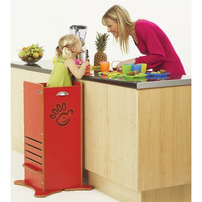 Luca and Company Little Helper FunPod in Red