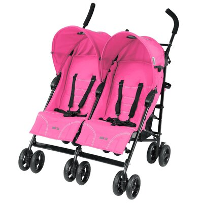 Dream On Me/Mia Moda Facile Twin Stroller