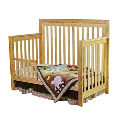 Dream On Me/Mia Moda Jillian Kingston 4-in-1 Convertible Crib