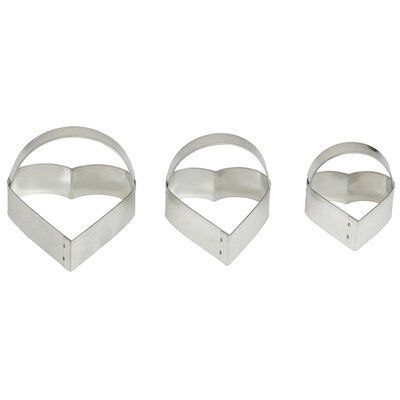 Heart Cookie Cutter (Set of 3)