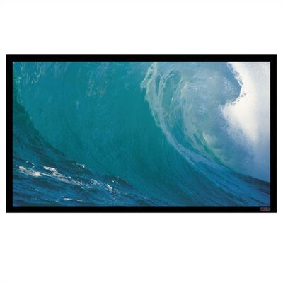 "Vutec High Contrast PrismaTec Commercial Unframed Screen - 40"" x 40"" AV Format"