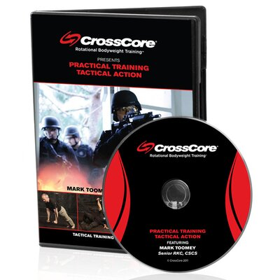 Ironcompany.com Crosscore® Practical Training - Tactical Action DVD