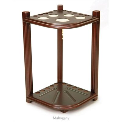 Imperial Corner Pool Cue Floor Rack