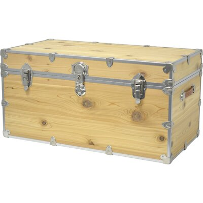 Rhino Trunk and Case Extra Extra Large Cedar Trunk
