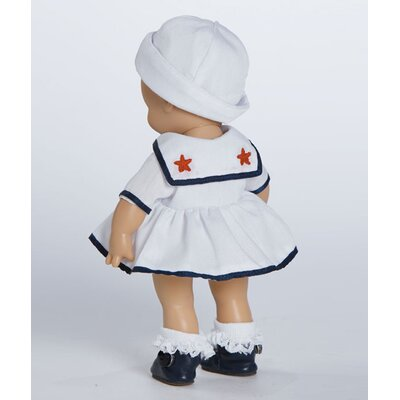 Kewpie Sailor Girl Doll