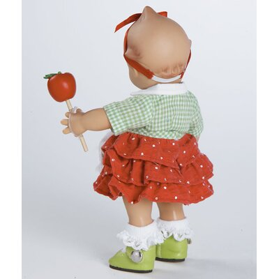 Kewpie Candy Apple Doll