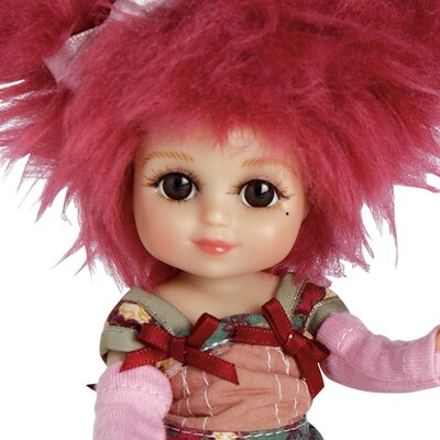 Marie Osmond Ruella Raspberry Bitty Belle Mop Top Doll
