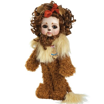 Marie Osmond Adora Belle Cowardly Lion Doll