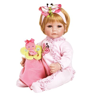 "Charisma Adora ""Butterfly Boo"" Sandy Doll with Blond Hair / Hazel Eyes"