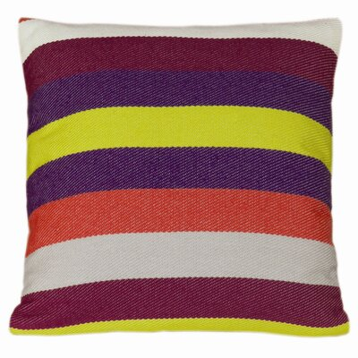 Sunrise Velour Cushion