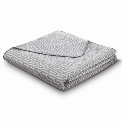 Bocasa Blankets World Affairs Cosy Empire Cotton Blend Fibers Blanket