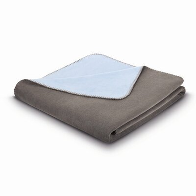 World Affairs Tender Plain Cotton Dralon Blend Fibers Blanket