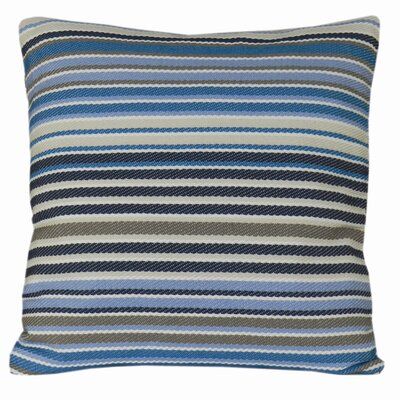 Sunrise Velvet Blue Cushion
