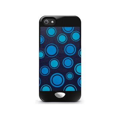 iSkin Vibe Polka Dots Case for iPhone 5