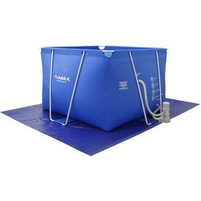 "FitMax Square 54"" Deep Therapy Pool"