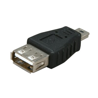 Nippon Labs A-Female to Mini B-Male USB Adapter