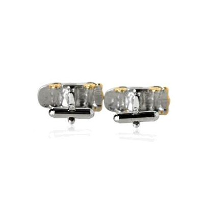 Cuff-Daddy Drop Top Cufflinks
