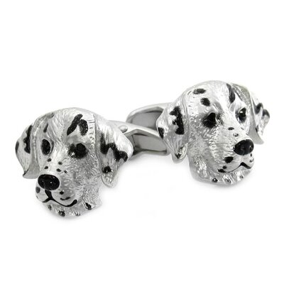 Cuff-Daddy Dalmation Cufflinks
