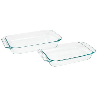 2 Piece Bakeware Set