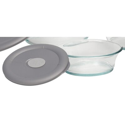 Pyrex 6 Piece Storage Deluxe Set