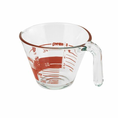Pyrex One-Cup Measuring Cup