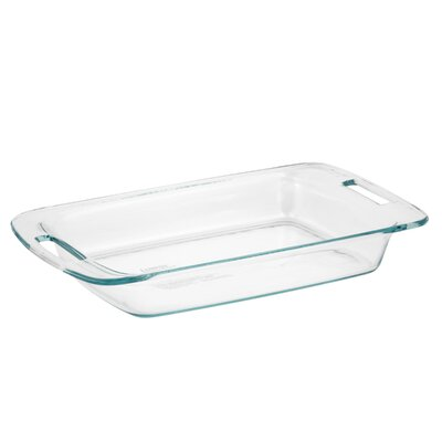 Easy Grab 3 Qt. Oblong Baking Dish