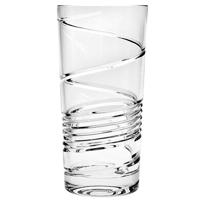 Spirale Crystal Highball Glass (Set of 4)