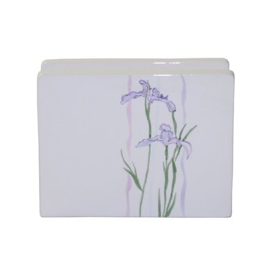 Corelle Coordinates Shadow Iris Napkin Holder