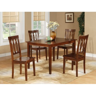 Williams Import Co. 5 Piece Dining Set