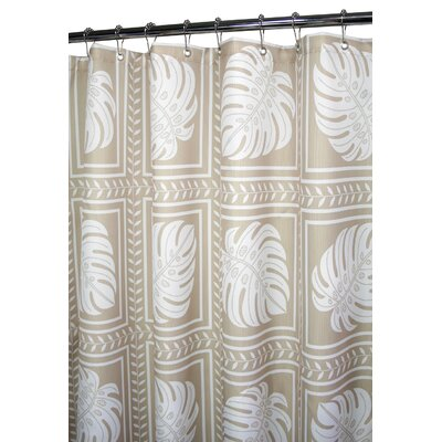 Watershed Prints Polyester Island Tropics Shower Curtain