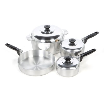 Classic Cast Aluminum 8-Piece Cookware Set