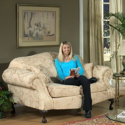 Wildon Home ® Queen Elizabeth Loveseat