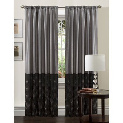 Special Edition by Lush Decor Ovation Rod Pocket Curtain Single Panel
