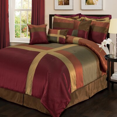Special Edition by Lush Decor Iman 8 Piece Comforter Set