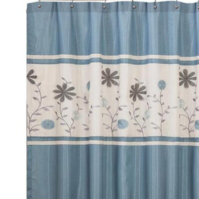 Special Edition by Lush Decor Monica Polyester Shower Curtain