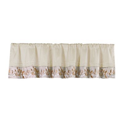 Special Edition by Lush Decor Bloom Curtain Valance