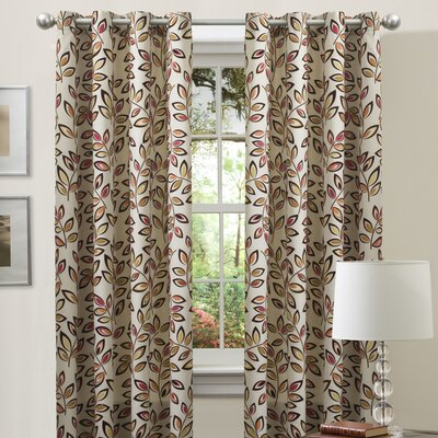 Special Edition by Lush Decor Ventura Grommet Curtain Single Panel