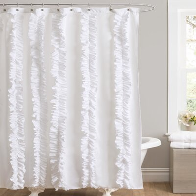Belle Polyester Shower Curtain