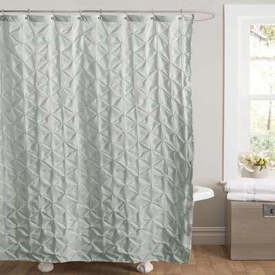 Lake Como Polyester Shower Curtain