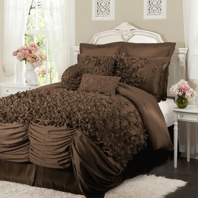Special Edition by Lush Decor Lucia 4 Piece Comforter Set