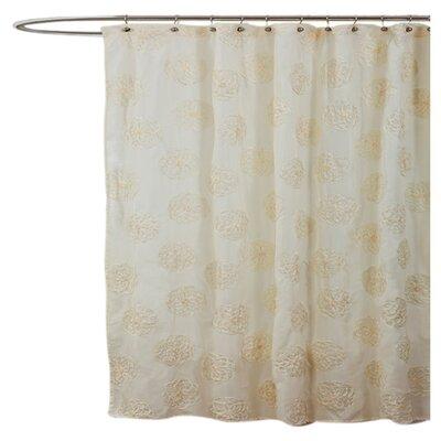 Lush Decor Samantha Polyester Shower Curtain Reviews