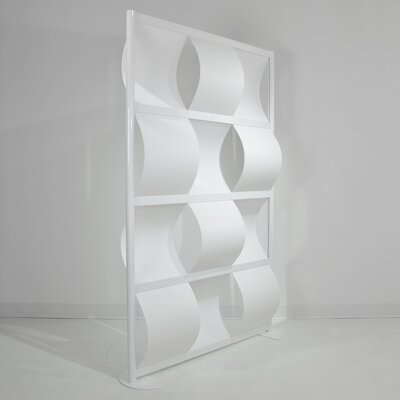 "LOFTwall 78"" Wave Room Divider"
