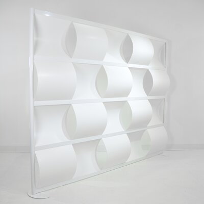 "LOFTwall 78"" x 96"" Wave Room Divider"