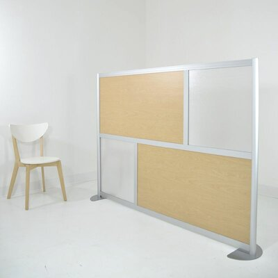 "LOFTwall 72"" Modern Low Height Room Divider"